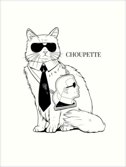 Choupette Marke von Leone Simonetti