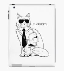 Choupette Marke iPad-Hülle & Klebefolie