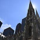 Church in New-York City by Dagoth