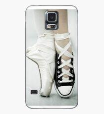 Converse / Pointe Shoe Case/Skin for Samsung Galaxy