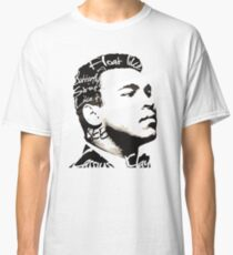 Float Like a Butterfly Classic T-Shirt