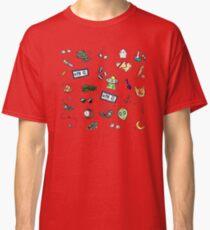 X Files Doodles Classic T-Shirt