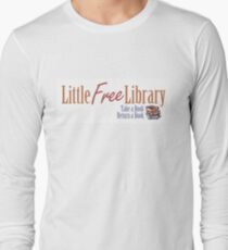 Little Free Library Long Sleeve T-Shirt