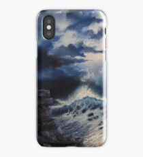 Sea Storm iPhone Case/Skin