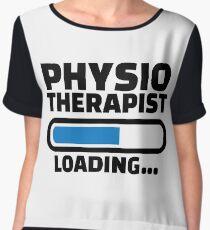 Physiotherapist loading Chiffon Top