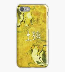 The Masters' + Element: Earth iPhone Case/Skin