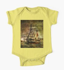 USS Constitution  One Piece - Short Sleeve