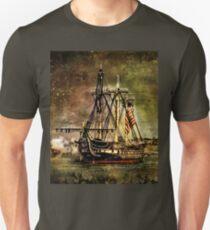 USS Constitution  Unisex T-Shirt