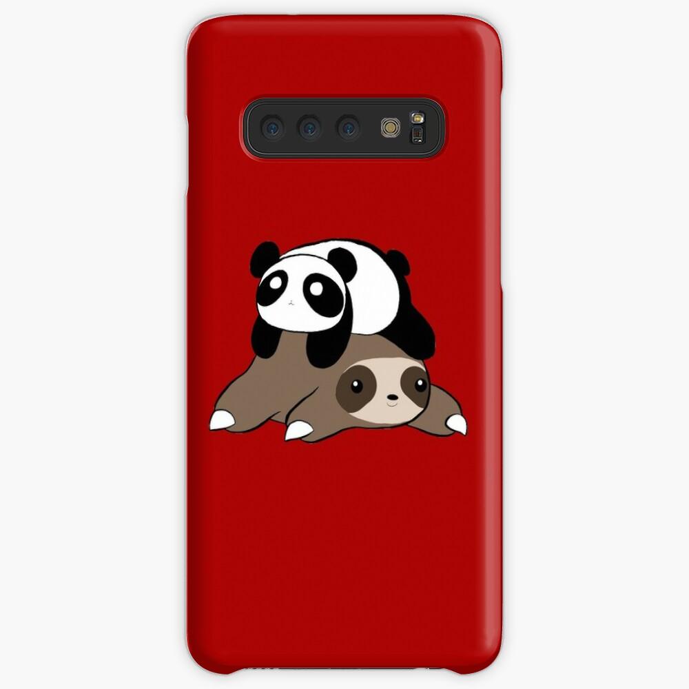 Sloth and Panda Case & Skin for Samsung Galaxy