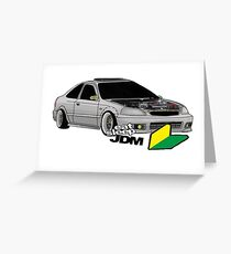 JDM LIFE Greeting Card