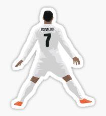 Mini Cristiano Ronaldo 'CR7' - Vector Sticker
