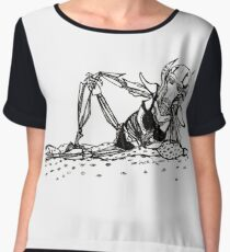 Sexy General Grievous. Chiffon Top
