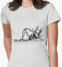 Sexy General Grievous. Womens Fitted T-Shirt