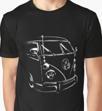 Procreate VW Bus Graphic T-Shirt