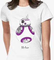 BB Ace Women's Fitted T-Shirt