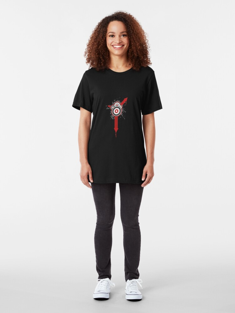 Alternate view of Red Arrow Series - Part I. Slim Fit T-Shirt