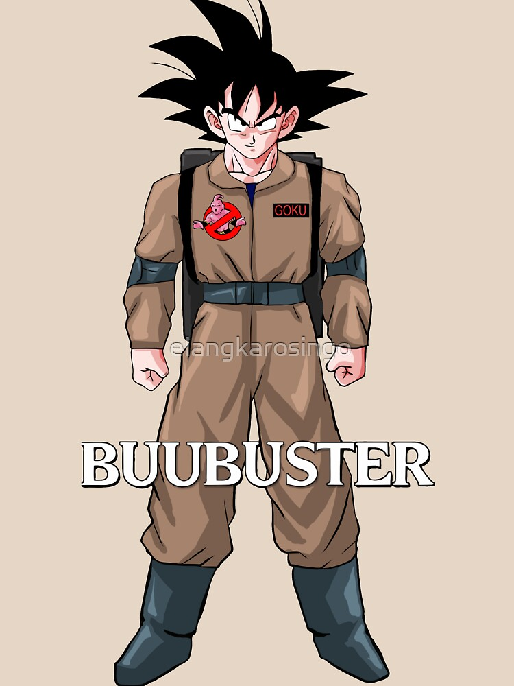 Goku The Buubuster by elangkarosingo