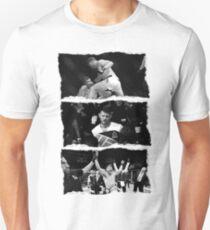 Michael Bisping Triple Unisex T-Shirt