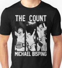 Michael Bisping Champion [FIGHT CAMP] Unisex T-Shirt