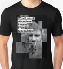What I Learnt About Love Unisex T-Shirt
