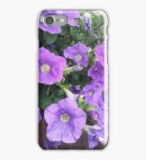Fence Flowers iPhone Case/Skin