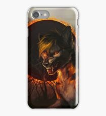 Hell Above iPhone Case/Skin