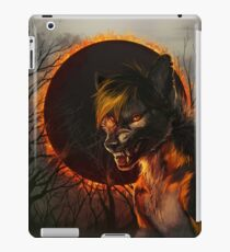 Hell Above iPad Case/Skin