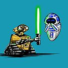 Happy Droids  by samskyler