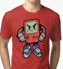 Game Punk - RED Version Tri-blend T-Shirt