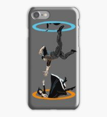 Portal in Bioshock iPhone Case/Skin
