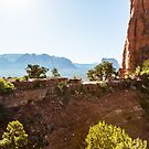 Cathedral Rock - Saddle 1 by eegibson