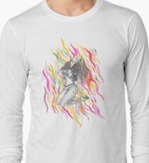 Ibiza Summer Flame T-Shirt