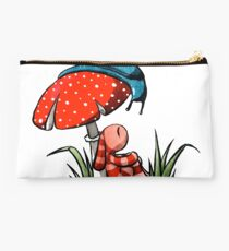 Under the toadstool Studio Pouch