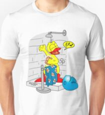 "Rick the chick ""SINGIN' IN THE SHOWER"" Unisex T-Shirt"