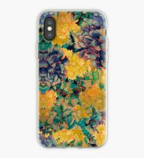 flores amarillas iPhone Case