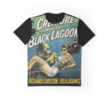 Creature From The Black Lagoon Graphic T-Shirt