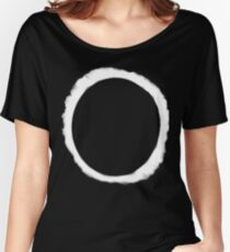 Eclipse Shirt (Dan Howell)  Women's Relaxed Fit T-Shirt