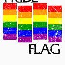 Pride Flag by westonoconnor