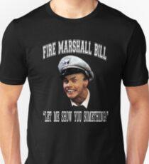Camiseta ajustada Fire Marshall Bill - Déjame mostrarte algo