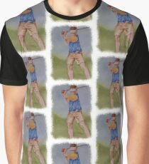 SPORTY - TEE TIME Graphic T-Shirt