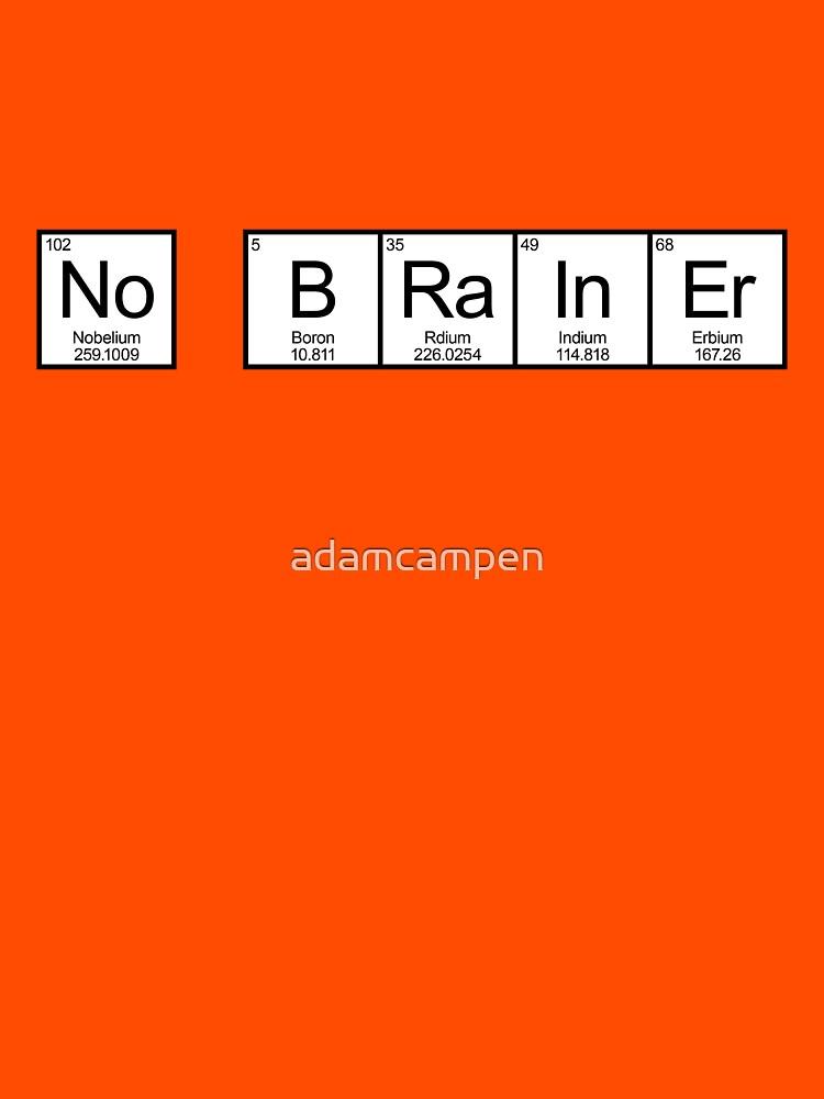 No Brainer by adamcampen