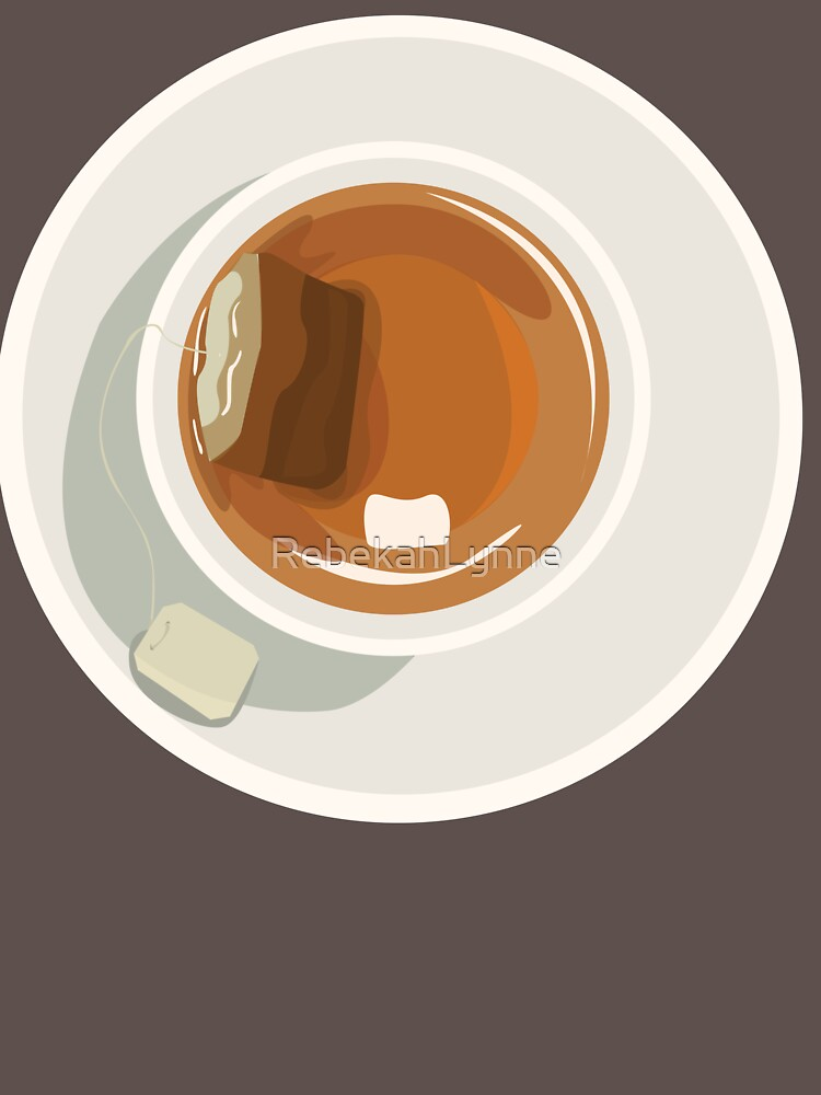 When the tea is hot by RebekahLynne