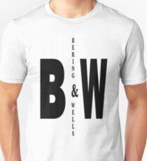 Bering & Wells minimalist text design Unisex T-Shirt