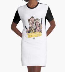 Mickey & Mallory Knox Graphic T-Shirt Dress