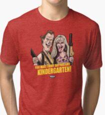 Mickey & Mallory Knox Tri-blend T-Shirt