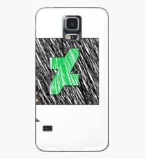 Deviantart Artist ( No Text, Dark Skin tone)  Case/Skin for Samsung Galaxy