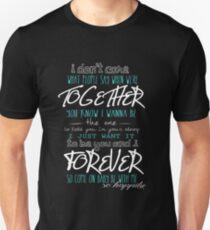Happily Unisex T-Shirt