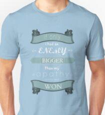 Apathy Unisex T-Shirt