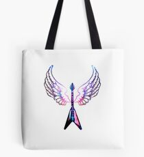 Flying V Guitar Tote Bag