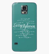 Larry Stylinson Citations Coque et skin Samsung Galaxy